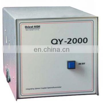 QY-2000A integrating sphere fluorescence spectrometer