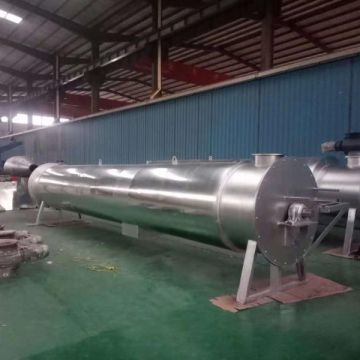 Rotary Drum Dryer Wood Chips Rotary Dryer
