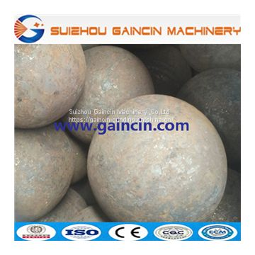 high alloy forged steel media balls, grinding media rolled steel media balls