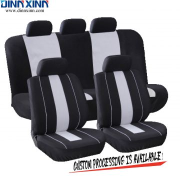 DinnXinn Suzuki 9 pcs full set PVC leather car seat cover leather Wholesaler China