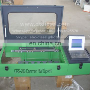 CRS200 CR injector and pump test bench