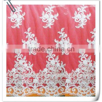 Fashional chinlon lace