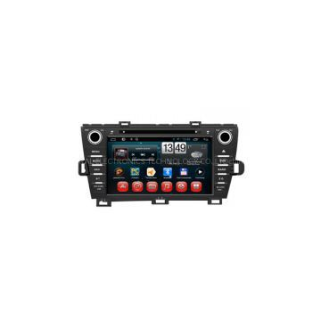 Toyota Puris Touch Screen Car Stereo Video System with DVD GPS Radio Android 4.2