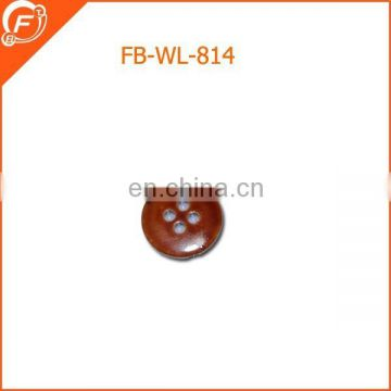 abs imitation leather button for women fashion garments