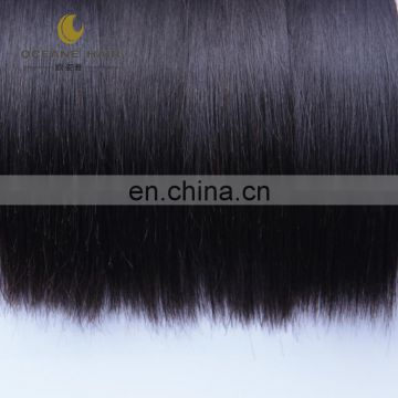 Factory price wholesale top grade raw unprocessed virgin peerless peruvian hair
