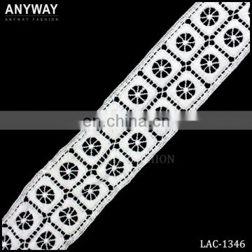 New design cupion lace;china bulk lastest design lace;china factory saree lace for women