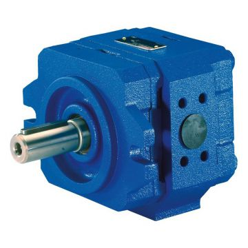 R900086357 2600 Rpm Rexroth Pgh Hydraulic Piston Pump Splined Shaft