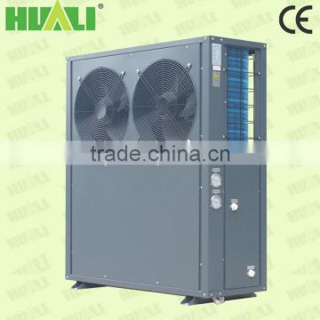 air to water heat pump for home hvac system