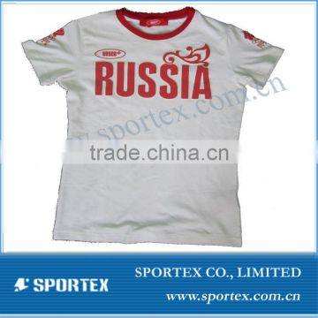 2012 good quality sport t-shirt for women