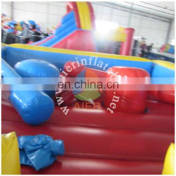 2016 Aier Newest factory price inflatable sport games Gladiator Joust for sale