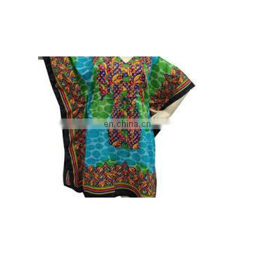 Hot digital printed kaftan