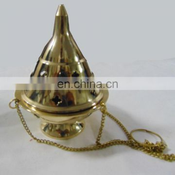 CHARCOAL INCENSE BURNER HANGING