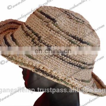 Wire Brim Hat HCWB 0041
