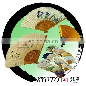 Beautiful and useful japanese traditional folding fan at reasonable price