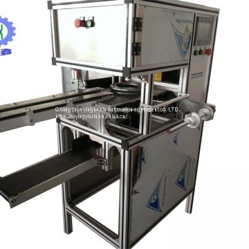 Transparent soap packaging machine