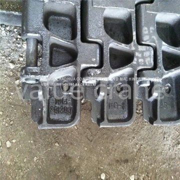 IHI DCH1200 track shoe track pad track palte for crawler crane undercarriage parts IHI CCH2000