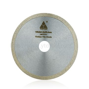 110/115/125mm diamond sintered saw blade rim turbo blade for stone cutting