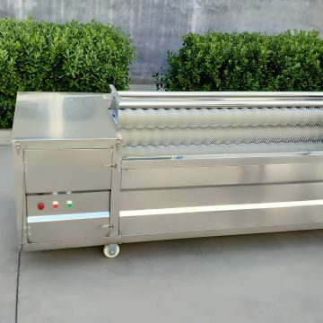 Commercial Conveyor Commercial Vegetable Washer
