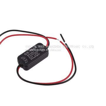 6-30V car motorcycle GS-100A LED high brake light controller