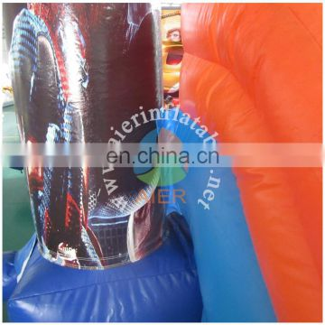 2017 kids happy jumping house inflatable castle/inflatable happy land/inflatable castle house