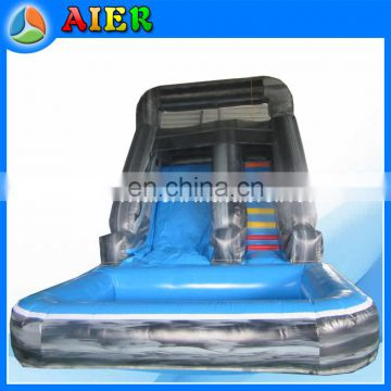 Mix color water slide for sales, cheap water slide, used water slide for sale