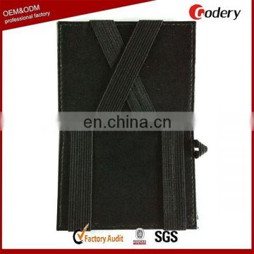hot selling eco-friendly recyclable pu leather card bag