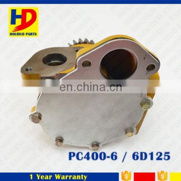Diesel Engine PC400-5 PC400-6 6D125 6D125E S6D125 Water Pump 6151-61-1101