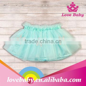 Wholesale Newest wholesale fashion cute Snowflak baby pettiskirts