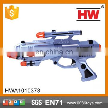 Outdoor Item Funny Electric Gun With Light