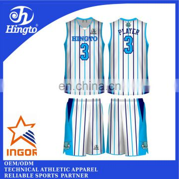 32376de5e11 2016 latest design basketball uniform customized printing men's basketball  uniform of team sports wear from China Suppliers - 158103082