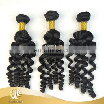 New Design Non Processing Virgin Human Hair Bundles For Every Beauty Hair Weave