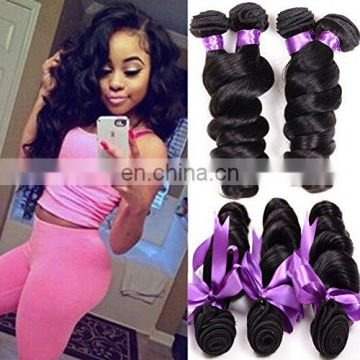 virgin indian hair loose wave wholesale hair hair salon mirrors