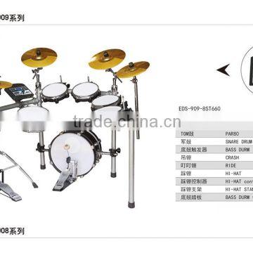 EDS-909-8st660 Electric Drum kit