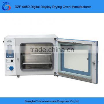 Electric Digital Display Laboratory Vacuum Drying Oven
