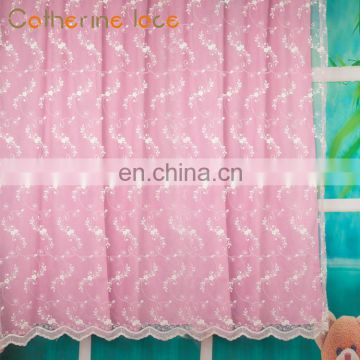 Catherine Africa Wedding Embroidery Curtains And Drapes For Decoration