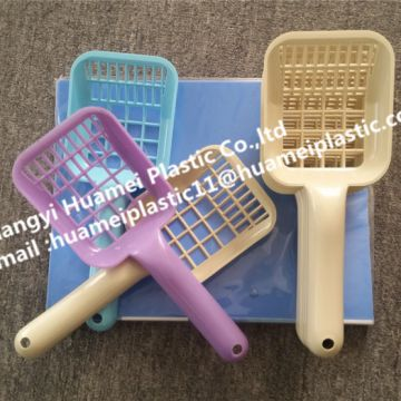 plastic eco-friendly animal pet cleaning /cat cleaning /Cat Litter Shovel