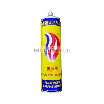 Prime butane Lighter gas and lighter gas can and purified butane gas  Hebei products