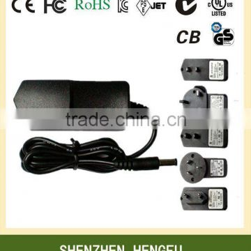 Plug in 6V 2A LED Power Supply with CCC 19510 approved