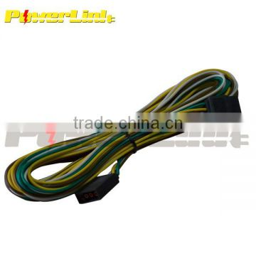 S20178 240in 4 Way Towing Trailer Hitch Light Wiring Tow Harness ...