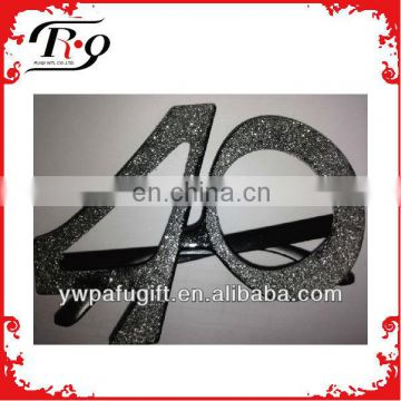 2014 new product birthday party glasses