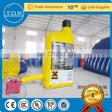 New design display oil tank advertising equipment TOP quality