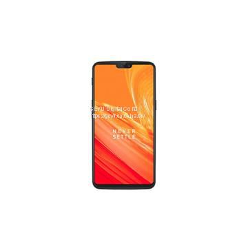 Oneplus 6 6.28 Inch Full Screen 4G Smartphone Snapdragon 845 Soc 6GB 128GB 20.0MP+16.0MP Dual Rear Cameras Android 8.1