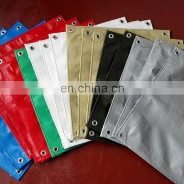 China Made 100% pe  raw material poly tarp truck cover/waterproof