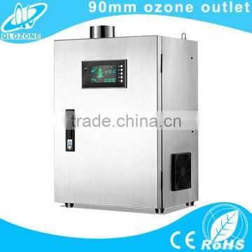 High concentration ceramic plate ozone generator for