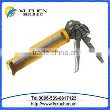 Heavy Duty Gun Type and Electric Power Source Revolving Type Caulking Gun/silicon Gun For Consruction