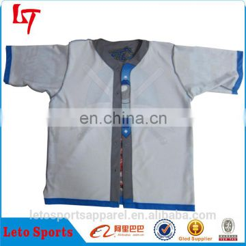 17ed15c18 Latest designs custom wholesale Jersey in baseball   Softball Wear jersey  Custom Full Dye Sublimation Baseball Jerseys of baseball jerseys from China  ...