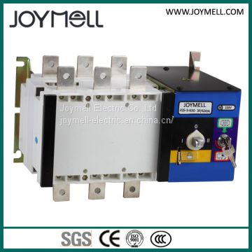 Electric ATS 500A Automatic Changeover switch