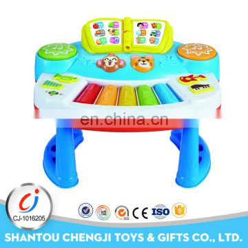 Hot sale mini plastic musical electronic children electron mini piano