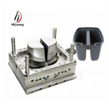 chinese quality products plastic mop bucket mould manufacturer