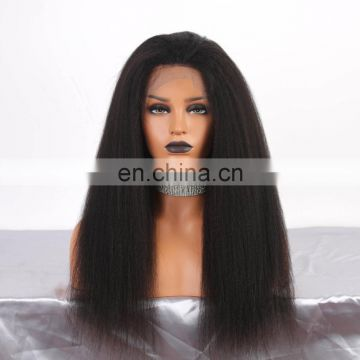 woman hair lace front wig
